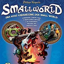 Senza Paura, Mini Espansione per Small World (Smallworld), Nuova, Italiano