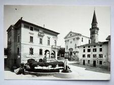 TRICESIMO Barbiere trattoria Campana Udine vecchia cartolina