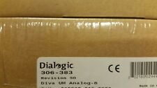 Dialogic Eicon Diva UM Analog-8 - BRAND NEW FACTORY SEALED (306-383)
