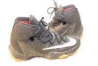 Nike Lebron 13 XII PS Elite Away Black Mens Sz 10