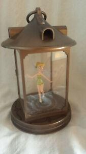 "2005 Disney Hallmark  9"" Tinker Bell Magic Lantern Movement Light & Sound"