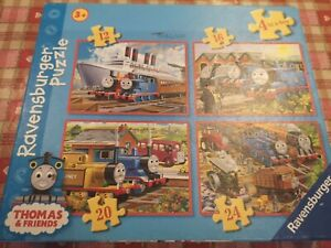 Thomas the Tank Engine And Friends Puzzle Set