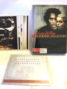Sleepy Hollow DVD Anniversary Edition