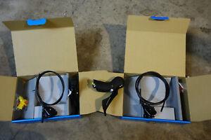 Shimano 105 STI ST-R7020 2x11 + Bremse BR-R7070 Set vorne + hinten !! NEU !!