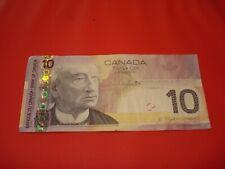 2005 - Canadian $10 bill - ten dollar note - BTF1731751