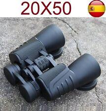 Prismaticos binoculares de 20X50 para caza deporte Vigilancia 56m/1000m
