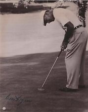 Ben Hogan Signed 8 x 10 Photo  - JSA Authenticated