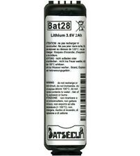 BATTERIA PILA BATSECUR BAT28  AL LITIO COMPATIBILE BATLI28 LOGISTY DAITEM
