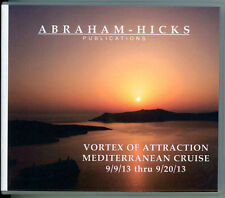Abraham-Hicks Esther 11 CD Mediterranean Cruise 2013 - NEW