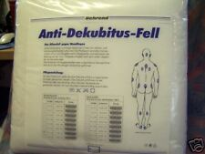 Anti-Dekubitus-Fell gegen Wundliegen 100x140 cm