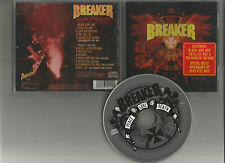 BREAKER - Peace love death CD RARE MELODIC METAL Indie press 2008 ACCEPT SINNER