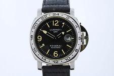 Panerai Luminor GMT Tuxedo Dial Automatic 44mm Dive Watch A Series PAM 29 029