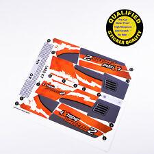 CUSTOM sticker for LEGO 8297 Off Roader Technic, Premium quality