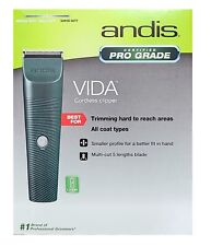 Andis Pro Grade Vida Cordless Clipper