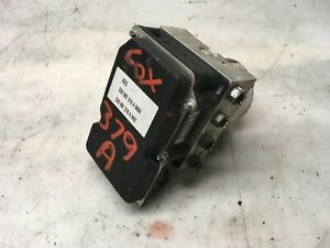 VOLKSWAGEN FOX 2005-2011 ABS PUMP AND ELECTRONICS 5Z0907379A