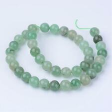 Natural Green Aventurine 6mm Loose Beads Round