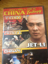 Once Upon a Time in China 1, 2  3 (DVD, , 2-Disc Set)