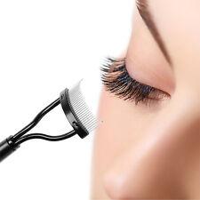 Splitter Metal Comb Brush Lash Definer Eyebrow Cosmetic Makeup Eyelash Extension
