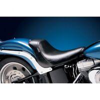 Seat bare bones solo smooth black - Le pera LK-007