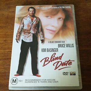 Blind Date DVD R4 Like New! FREE POST