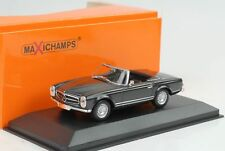 1965 Mercedes-Benz 230 SL W113 grau 1:43 Maxichamps / Minichamps