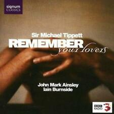 Various Composers : Remember Your Lovers (Ainsley, Burnside) CD (2005)