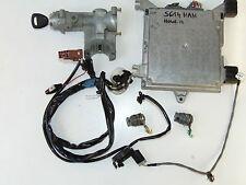 1998 HONDA CIVIC ECU KEY LOCK SET 37820 P3Y G01
