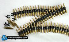 1:6 DIY DID DML SS WWII German Metal MG4234 General Machine Guns Bullet chains