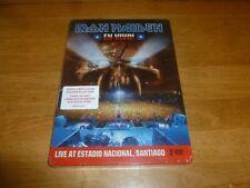 IRON MAIDEN - EN VIVI! - 2012 UK DVD in It's Original case - NEVER OPENED