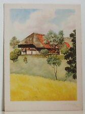 AK Künstlerkarte A. Höfer Im Schwarzwald   Paul Meyer Kunstverlag Bremen