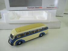 Premium classixxs 1:43 12326 MB lo3500 beige/azul Limited Edition b7787