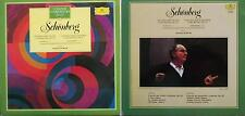 Schomberg concerti op. 36/42 kubelik VINTAGE'70 Classica 33g GRANDI COMPOSITORI