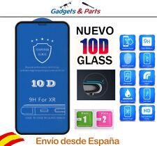 Protector Pantalla Cristal Templado Para Iphone XR - 10 D - Nuevo!!!