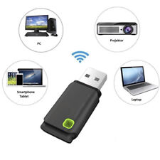 1pc Usb 300Mbps Wifi Wireless Adapters Pc Laptop Dongle Windows 10 8 7Xp Vistas