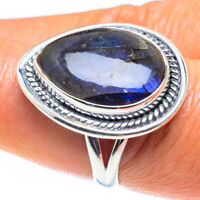 Labradorite 925 Sterling Silver Ring Size 8 Ana Co Jewelry R59189F