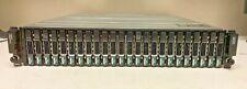Dell Compellent Sc220 24x 1Tb Sas 7.2K 24Tb 2x Controllers 2x Psu 1Yr Warranty