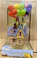 Disney Pixar Up Pencil Holder House and Pencils Balloons New Sealed Free UK P&P