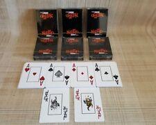 888.com 'hazte notar' plástico jugando a las cartas poker x6./Juegos De Casino/juegos de cartas.