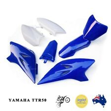 NEW YAMAHA TTR 50 TTR50 BLUE PLASTICS FENDER FAIRING COVERS KIT DIRT/PIT/BIKE AU