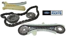 SET (2) NEW GENUINE FORD OEM EXPLORER 4.0L V6 SOHC CASSETTE TIMING CHAINS SET