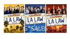 LA Law 1980's California TV Series Complete Season 1-3 (1 2 3) BRAND NEW DVD SET