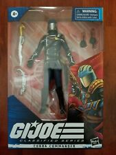 GI JOE Classified Series COBRA COMMANDER Figure 2020 HasbroPulse Toy *In Hand*