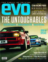 EVO Magazine February 2021 Audi SWB Quattro Subaru Impreza 22B TOYOTA GR YARIS