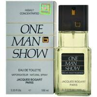 One Man Show By Jacques Bogart Eau De Toilette Spray 3.33 oz