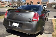 Chrysler 300C Trunk Deck Lip Spoiler OE Type Sedan 2011-2018
