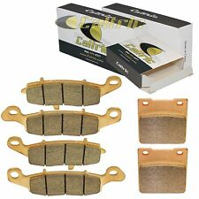 FRONT and REAR BRAKE PADS FIT SUZUKI GSX600F GSX 600F KATANA 600 1998-2006