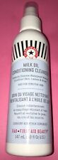 First Aid Beauty  Milk Oil Conditioning Cleanser (Safe For Sensitive Skin) 5 oz