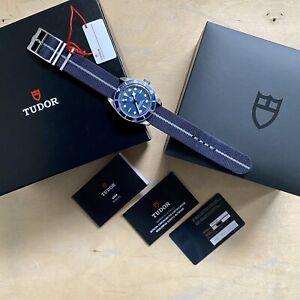 Genuine Tudor Black Bay Fifty-Eight (58) Blue/Navy On Tudor Nato • Immaculate!