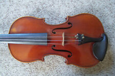 Vintage Jacobus Hornsteiner 1927 Full Size Violin For Repair & Case