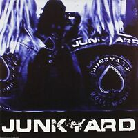 JUNKYARD - Self Titled - [CD New]